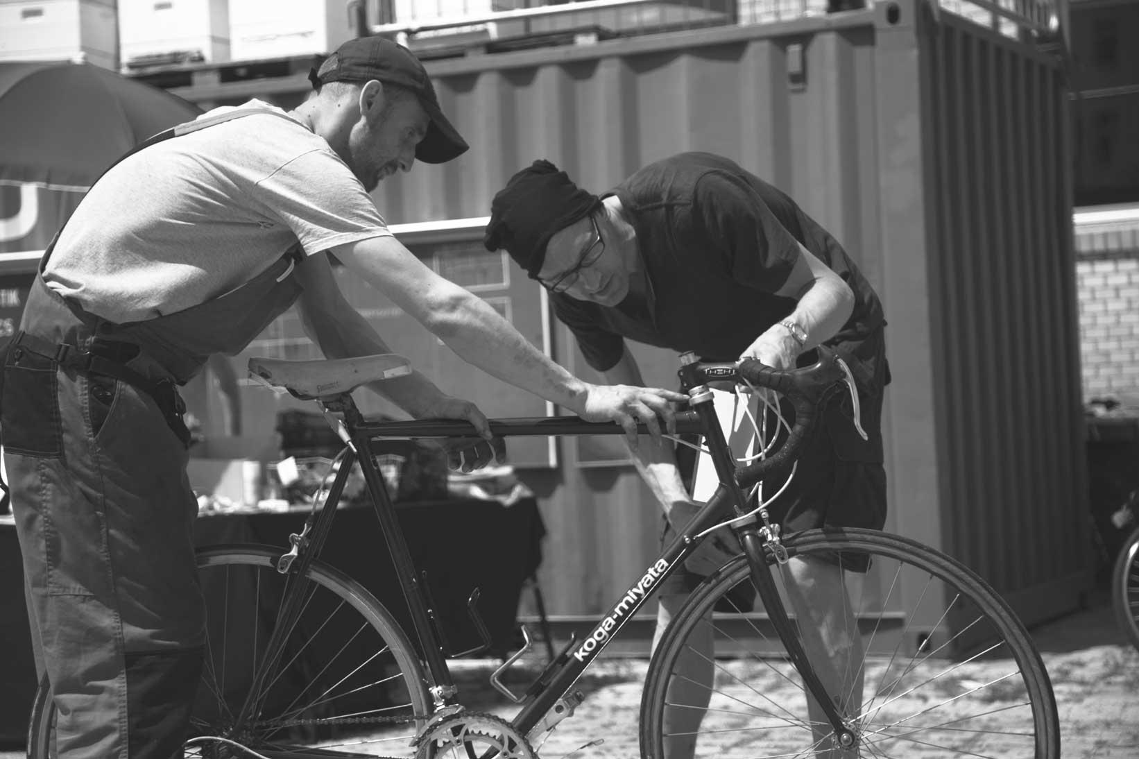 Fahrradmärkte Berlin in der Übersicht