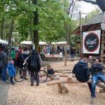 Fahrrad Saisonsstart beim Berliner Fahrradmarkt in Kreuzberg