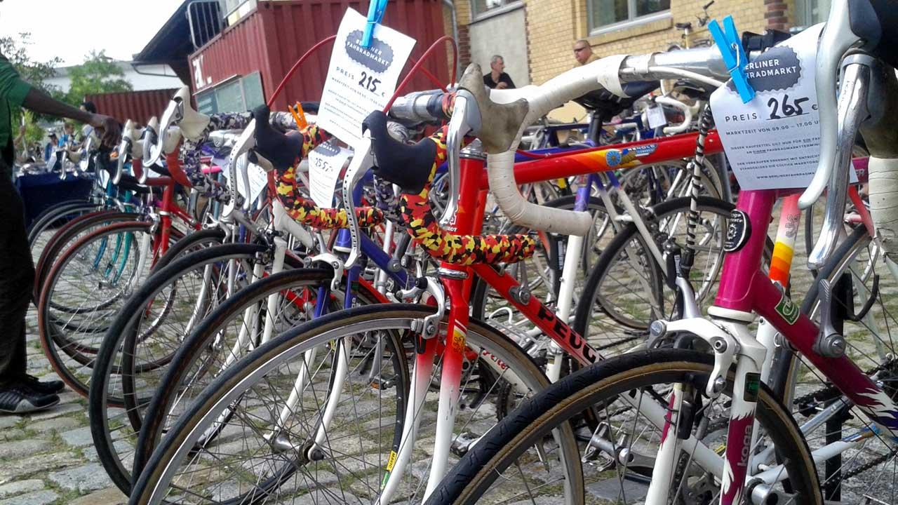 Berliner Fahrradmarkt Second Hand Rader Kaufen Verkaufen In Berlin