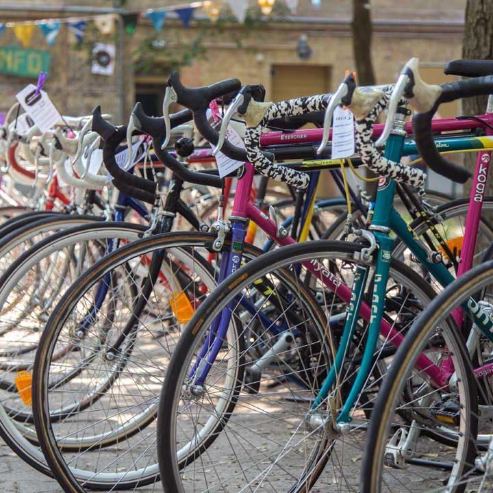 Gebrauchte Fahrräder verkaufen - Berliner Fahrradmarkt