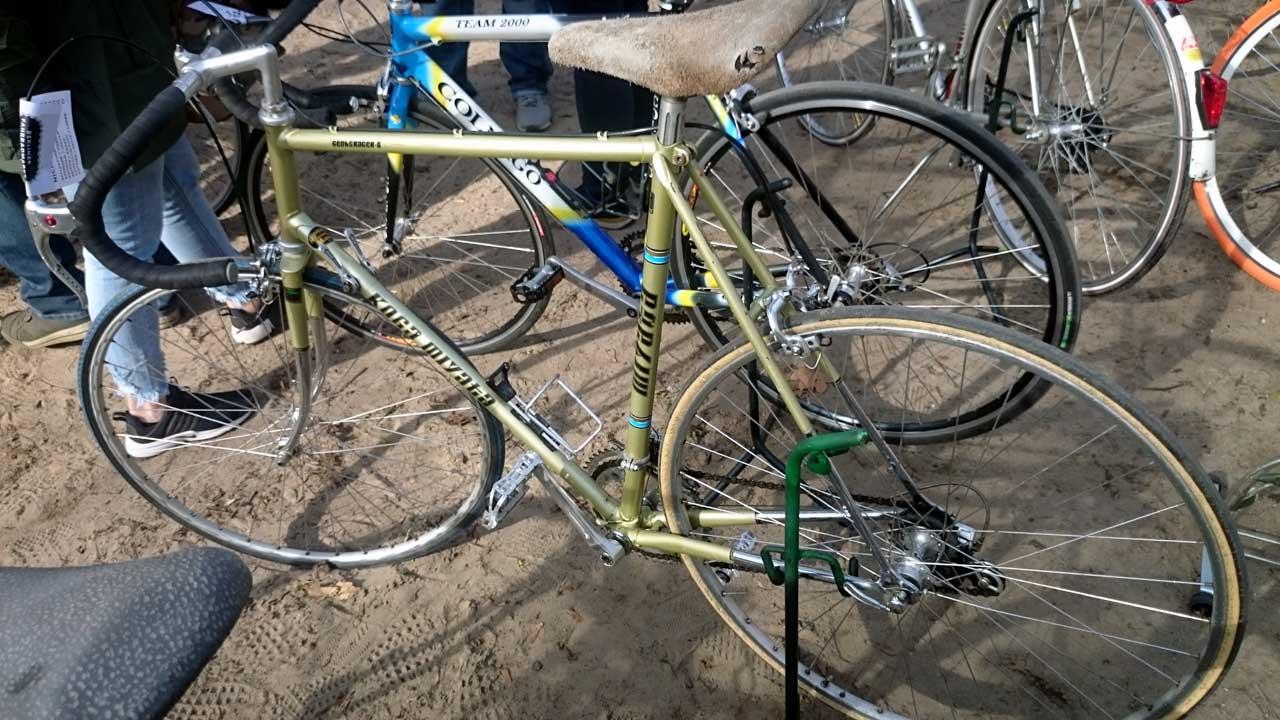 Saisonstart 2017 beim Berliner Fahrradmarkt