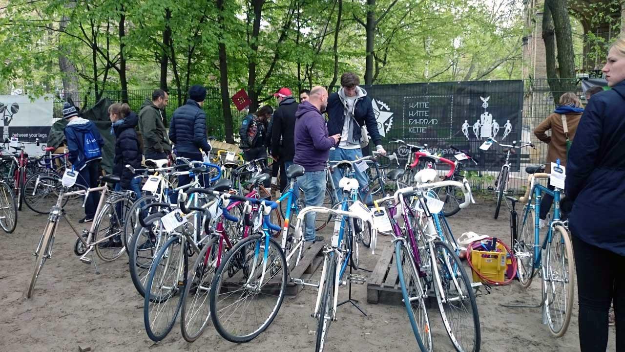 Gebrauchte Fahrräder beim BFM kaufen & verkaufen