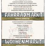 Flyer back BFM in Kreuzberg Kreuzmarkt