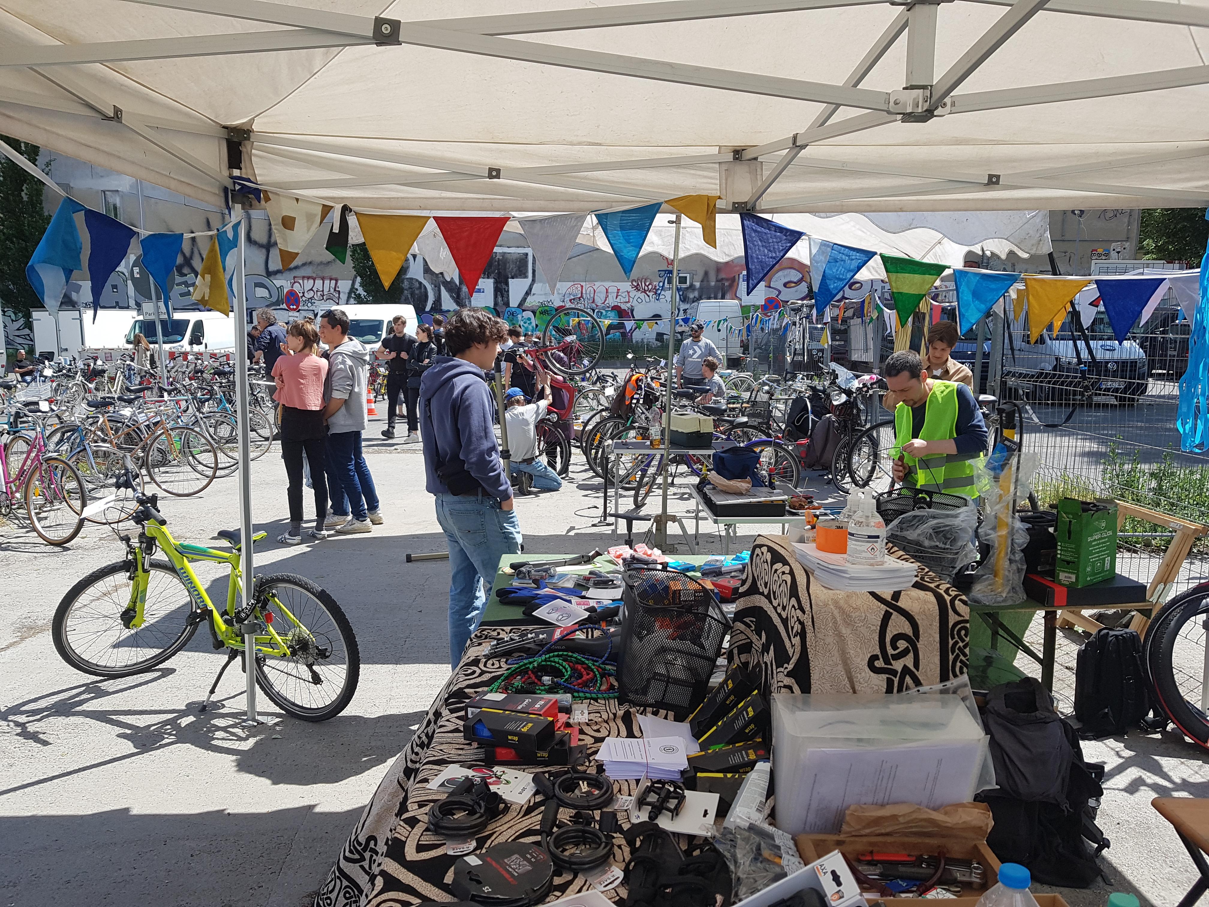 Fahrradmarkt Kreuzberg - Neue & gebrauchte Fahrräder Berlin günstig kaufen - Juni 2020 - 03